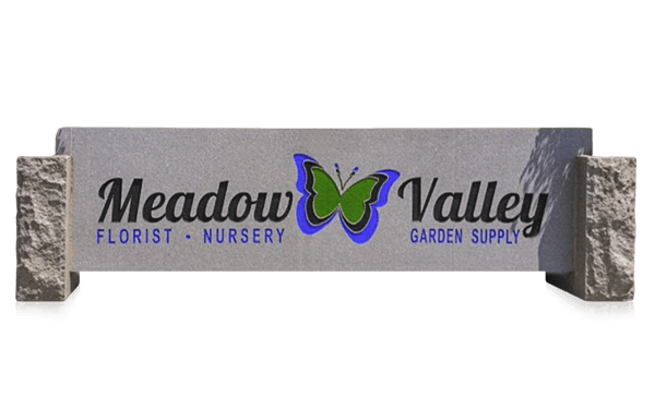 Meadow Valley Signage
